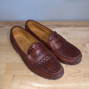 Footjoy Brown Loafers